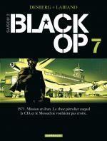 Black OP – Saison 2, T7, bd chez Dargaud de Desberg, Labiano