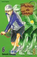 Prince du Tennis T6, manga chez Kana de Konomi