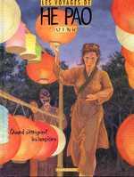 Les voyages d'He Pao T3 : Quand s'éteignent les lampions (0), bd chez Dargaud de Vink