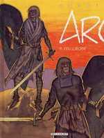 Arq T9 : Feu croisé, bd chez Delcourt de Andreas
