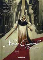 Nicolas Eymerich inquisiteur T3 : Le Corps et le Sang (1/2) (0), bd chez Delcourt de Zentner, Sala
