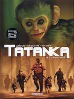 Tatanka T2 : Contamination (0), bd chez Delcourt de Callede, Sejourne, Verney