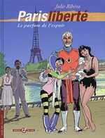 Paris liberté T3 : Le parfum de l'espoir (0), bd chez Bamboo de Ribéra