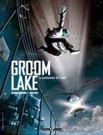 Groom Lake T1 : La psychanalyse de l'oubli (0), bd chez Bamboo de Richez, Dzialowski, Saint Blancat