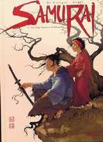 Samurai – cycle 1, T2 : Les sept sources d'Akanobu (0), bd chez Soleil de Di Giorgio, Genet, Rieu