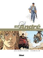 Gil Saint André – cycle 2, T8 : Le sacrifice (0), bd chez Glénat de Kraehn, Vallée, Jambers