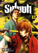 Sidooh – 1 édition, T13, manga chez Panini Comics de Takahashi