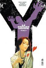 Y, Le Dernier Homme T4, comics chez Urban Comics de Vaughan, Sudzuka, Guerra, Zylonol, Carnevale
