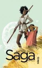 Saga T3, comics chez Urban Comics de Vaughan, Staples