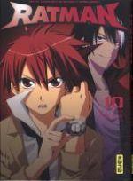 Ratman T10, manga chez Kana de Inui
