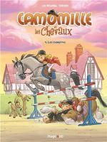 Camomille et les chevaux T4 : Les champions (0), bd chez Hugo BD de Mésange, Turconi, Lenoble