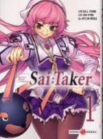 Sai:taker T1, manga chez Bamboo de Lim, Lee