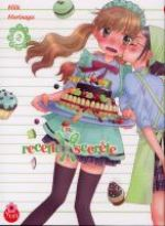 Une recette secrète T2, manga chez Taïfu comics de Morinaga