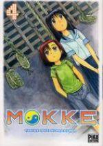 Mokke T4, manga chez Pika de Kumakura