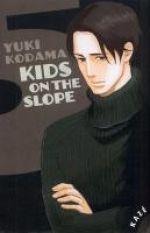 Kids on the slope T5, manga chez Kazé manga de Kodama