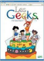 Les geeks T10 : Jamais 10 sans 11 (0), bd chez Soleil de Gang, Labourot, Lerolle