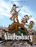 Hindenburg T2 : L'orgueil des laches (0), bd chez Bamboo de Ordas, Tieko, Cordurié