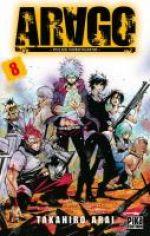 Arago T8, manga chez Pika de Arai