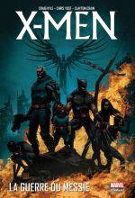 X-Men : La guerre du messie (0), comics chez Panini Comics de Kyle, Swierczynski, Yost, Olivetti, Choi, Crain, Dillon, McKelvie, Oback, Hollingsworth, Guru efx