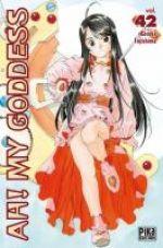 Ah! My goddess T42, manga chez Kurokawa de Fujishima