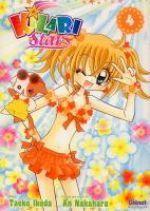 Kilari star T4, manga chez Glénat de Nakahara, Ikeda