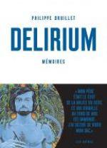 Delirium, bd chez Les arènes de Druillet