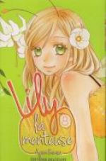 Lily la menteuse T8, manga chez Delcourt de Komura