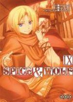 Spice and wolf  T9, manga chez Ototo de Koume, Hasekura, Ayakura