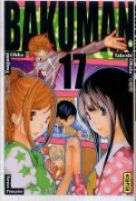 Bakuman T17, manga chez Kana de Ohba, Obata