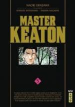 Master Keaton T5, manga chez Kana de Katsushika, Nagasaki, Urasawa