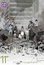 Sprite T11, manga chez Kazé manga de Ishikawa