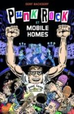 Punk Rock & mobile homes, comics chez Çà et là de Backderf