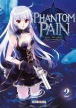 Phantom pain  T2, manga chez Soleil de Takadono, Kuramoto