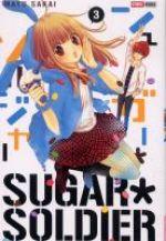 Sugar soldier T3, manga chez Panini Comics de Sakai