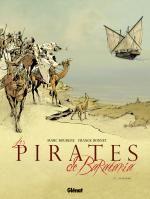 Les pirates de Barataria – cycle 2, T7 : Aghurmi (0), bd chez Glénat de Bourgne, Bonnet, Charly