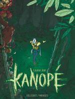 Kanopé, bd chez Delcourt de Joor