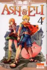Ash & Eli T4, manga chez Ki-oon de Takizaki