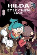 Hilda T4 : et le chien noir (0), comics chez Casterman de Pearson
