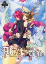 Alice au royaume de trèfle T5, manga chez Ki-oon de Quinrose, Fujimaru