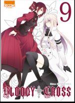 Bloody cross T9, manga chez Ki-oon de Komeyama