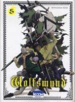 Wolfsmund T5, manga chez Ki-oon de Kuji