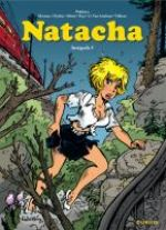 Natacha T5, bd chez Dupuis de Peyo, Mythic, Tillieux, Walthéry, Mittéï, Van Linthout, Cerise