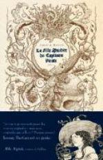 La fille maudite du capitaine pirate, comics chez Editions de la Cerise de Bastian