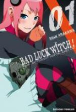 Bad luck witch T1, manga chez Tonkam de Arakawa