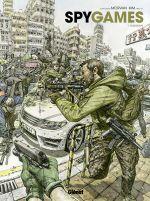 Spy games T1 : Dissidents (0), bd chez Glénat de Morvan, Jung Gi