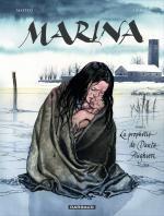 Marina T2 : La prophétie de Dante Alighieri (0), bd chez Dargaud de Zidrou, Matteo