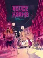 Rouge Karma, bd chez Sarbacane de Simon, Gomont