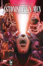 Astonishing X-Men : Boîte à fantômes (0), comics chez Panini Comics de Ellis, Bianchi, Peruzzi