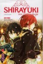 Shirayuki aux cheveux rouges T9, manga chez Kana de Akizuki