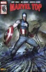 Marvel Top T13 : Captain America - La légende vivante (0), comics chez Panini Comics de Diggle, Robson, Alessio, Granov
